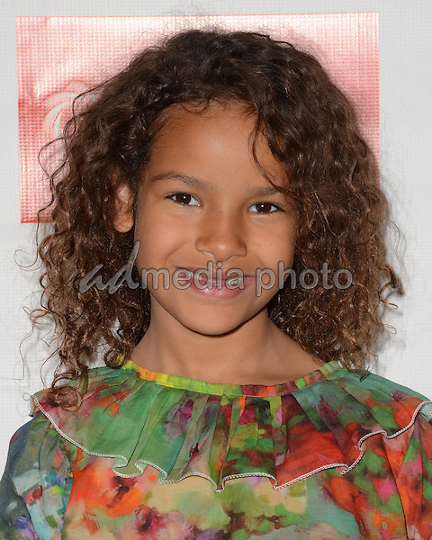 "10 December - Hollywood, Ca - Kaya Rose Davis. Arrivals for the Los Angeles premiere of ""A Christmas Star"" held at TCL Chinese Theater. Photo Credit: Birdie Thompson/AdMedia"