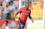 Vibrante empate 1-1 entre Independiente Medellín e Independiente Santa Fe en el Atanasio Girardot por la fecha 6 de la Liga Colombiana.