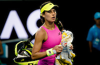 SORANA CIRSTEA (ROU)<br /> <br /> TENNIS , AUSTRALIAN OPEN,  MELBOURNE PARK, MELBOURNE, VICTORIA, AUSTRALIA, GRAND SLAM, HARD COURT, OUTDOOR, ITF, ATP, WTA<br /> <br /> &copy; TENNIS PHOTO NETWORK