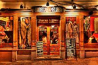 Bodegas Melibea bar and tapas, Madrid, Spain