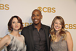 Chyler Leigh, Mehcad Brooks, Melissa Benoist star on Supergirl at CBS PrimeTime 2015-2016 Upfronts Lincoln Center, New York City, New York on May 13, 2015 (Photos by Sue Coflin/Max Photos)