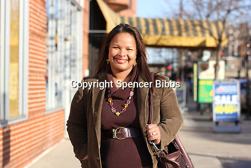 La Tisha Thomas, Founder of I Am We