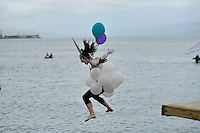 Birdman Wellington with Forest &amp; Bird, Wellington Waterfront Monday 21 January 2013 .<br /> Photo by Masanori Udagawa.<br /> www.photowellington.photoshelter.com