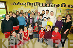 THE BIG SING: Taking part in the Big Sing world record attempt at the school on Thursday last were staff and pupils of St Ita's and St Joseph's school in Tralee.   Copyright Kerry's Eye 2008