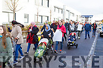 Women's Resource Centre Protest at the Áras an Phobail, Croilár an Mistéalach, Boherbue on Saturday.