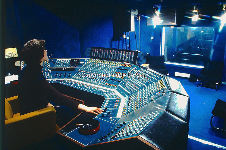 Pebble Beach Sound Recorders, a 24 Track studio in Worthing, West Sussex. The Helios desk came from Ramport Studios which  was a South London recording studio on Thessaly Road and was owned by The Who.<br />