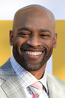 www.acepixs.com<br /> June 26, 2017  New York City<br /> <br /> Vince Carter attending the 2017 NBA Awards live on TNT on June 26, 2017 in New York City.<br /> <br /> Credit: Kristin Callahan/ACE Pictures<br /> <br /> <br /> Tel: 646 769 0430<br /> Email: info@acepixs.com