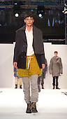 Collection by Nanna Rein. Ravensbourne College Fashion Show 2011 with collections from graduate fashion students.