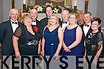 Enjoying the Irish Hotel Federation Christmas Ball in The Malton Hotel last Friday night were some of the Heineken team with their partners (L-R) Derry Doyle, Mike Moynihan, JJ. Bonn, Connie Kelly, Leo Spillane, Rita Bonn, Ger Reidy, Mary Doyle and Betty Kelly.