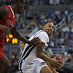 A photograph taken during the Fresno State at Nevada basketball game in Reno, Nev., Saturday, Feb. 22, 2020.