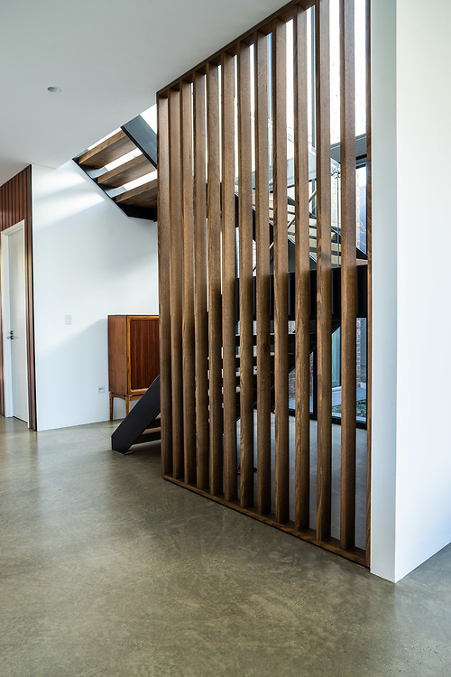 SA Glossy Home magazine. Townhouse,  5 Mitchell St, Hyde Park.,  Photo : NIck Clayton