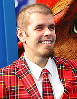 "6 January 2018 - Los Angeles, California - Perez Hilton. ""Paddington 2"" L.A. Premiere held at the Regency Village Theatre. Photo Credit: AdMedia"