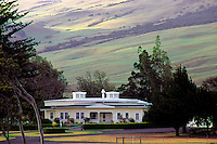 Puuopelu, an historical mansion that houses an international art collection, was once home to Parker Ranch owner Richard Smart, Waimea
