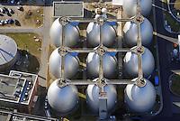 Klaerwerk Koehlbrandhoeft, Die Fauleier: EUROPA, DEUTSCHLAND, HAMBURG, (EUROPE, GERMANY), 20.02.2012: Klaerwerk Koehlbrandhoeft, Die Fauleier