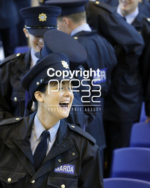 15/07/2013 Reserve Garda Graduate Elaine Power from Templogue pictured at a Garda Reserve Graduation Ceremony which took place at the Garda Training College, Templemore, Co. Tipperary. Picture: Don Moloney / Press 22