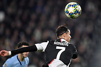 Cristiano Ronaldo of Juventus  <br /> Torino 26/11/2019 Juventus Stadium <br /> Football Champions League 2019//2020 <br /> Group Stage Group D <br /> Juventus - Atletico Madrid <br /> Photo Andrea Staccioli / Insidefoto