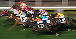 Jockey Neil Callan riding Keen Venture #6 competes in the Race 10, Maurice Handicap, during the Longines Hong Kong International Races at Sha Tin Racecourse on December 10 2017, in Hong Kong, Hong Kong. Photo by Victor Fraile / Power Sport Images