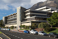 South Africa, Cape Town.  Cape Peninsula University of Technology.