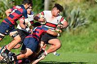 20180519 College Rugby - Scots College v Hastings Boys' High School