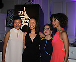 Seniors & Sharon Cohen - Figure Skating in Harlem celebrates 20 years - Champions in Life benefit Gala on May 2, 2017 in New York City, New York. (Photo by Sue Coflin/Max Photos)