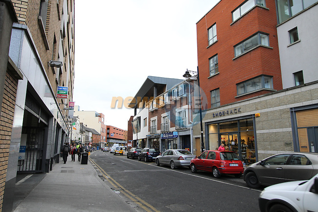 Dyer Street, Drogheda, Co.Louth..(Photo credit should read Jenny Matthews www.newsfile.ie)....This Picture has been sent you under the conditions enclosed by:.Newsfile Ltd..The Studio,.Millmount Abbey,.Drogheda,.Co Meath..Ireland..Tel: +353(0)41-9871240.Fax: +353(0)41-9871260.GSM: +353(0)86-2500958.email: pictures@newsfile.ie.www.newsfile.ie.