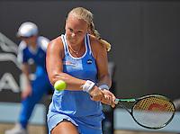 Netherlands, Rosmalen , June 11, 2015, Tennis, Topshelf Open, Autotron, Kiki Bertens (NED)<br /> Photo: Tennisimages/Henk Koster