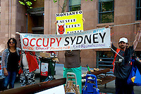 March Against Monsanto, Occupy Sydney 2nd Anniversary, 12.10.12