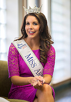 NWA Democrat-Gazette/JASON IVESTER<br /> Miss Arkansas 2015 Loren McDaniel; photographed on Friday, July 17, 2015, in the Springdale office for profile<br /> ***SECONDARY PHOTO; NOT LEAD***