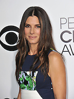 Sandra Bullock at the 2014 People's Choice Awards at the Nokia Theatre, LA Live.<br /> January 8, 2014  Los Angeles, CA<br /> Picture: Paul Smith / Featureflash
