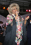 Celia Cruz in New York City in March of 2000.