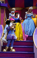 Micky Mouse and Snowwhite in Disney World, Florida, USA