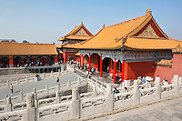 Forbidden City, Beijing, China, Asia