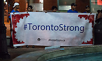 Toronto Strong After Danforth shooting, August 2018
