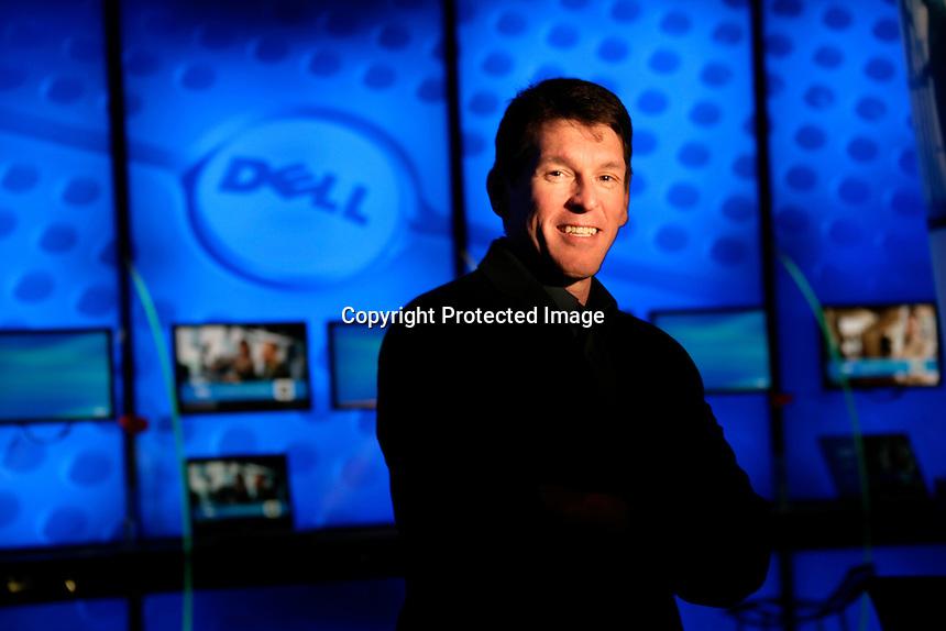 Greg Davis, VP, Dell Inc. Round Rock, TX<br /> Photo by Chris Covatta