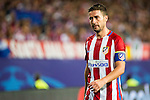 "Atletico de Madrid's player Gabriel ""Gabi"" Fernández during match of UEFA Champions League at Vicente Calderon Stadium in Madrid. September 28, Spain. 2016. (ALTERPHOTOS/BorjaB.Hojas)"