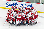 2016-17 NCAA Women's Hockey: Minnesota State at Wisconsin