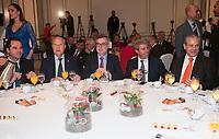Ignacio Aguado, Jose Manuel Villegas, Angel Garrido, yesterday left the Popular Party (PP) to join the party Ciudadanos and Marcos de Quinto