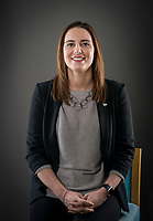 Picture by Allan McKenzie/SWpix.com - 09/02/18 - Cricket - Yorkshire County Cricket Club Corporate Headshots - Headingley Cricket Ground, Leeds, England - Sarah Thorpe.