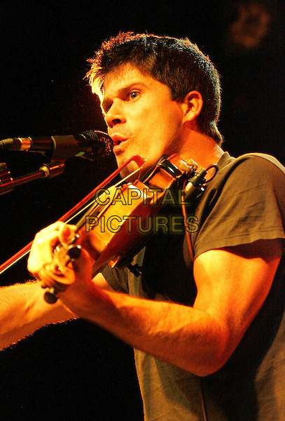 SETH LAKEMAN.Cornbury Music Festival, Oxford.7th & 8th June 2007, England.playing performing live in concert on stage gig violin.Ref: CAP/ROS.©Steve Ross/Capital Pictures