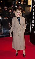 January 13 2018, PARIS FRANCE<br /> Premiere of the film Pentagon Papers at UGC Normandie Paris. Actress Marie Josee Croze is present.