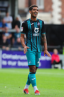 Kyle Naughton of Swansea City during the pre season friendly match between Exeter City and Swansea City at St James Park in Exeter, England, UK. Saturday, 20 July 2019