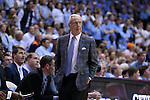 18 February 2017: UNC head coach Roy Williams. The University of North Carolina Tar Heels hosted the University of Virginia Cavaliers at the Dean E. Smith Center in Chapel Hill, North Carolina in a 2016-17 Division I Men's Basketball game. UNC won the game 65-41.