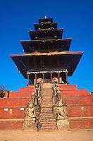 Nyatapola Temple.