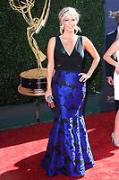 PASADENA - APR 30: Laura Wright at the 44th Daytime Emmy Awards at the Pasadena Civic Center on April 30, 2017 in Pasadena, California