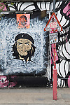 Urban Stencilart Street Art east London UK