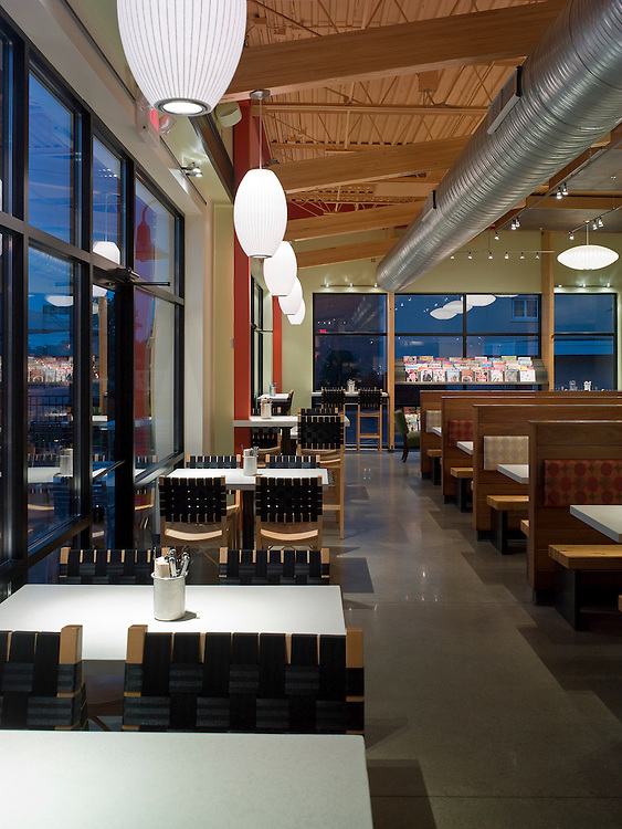 Northstar Cafe Beechwold   Architects: GR\AD