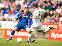 25/07/09 Inverness CT v Montrose