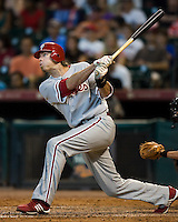 Werth, Jason 5882.jpg Philadelphia Phillies at Houston Astros. Major League Baseball. September 6th, 2009 at Minute Maid Park in Houston, Texas. Photo by Andrew Woolley.