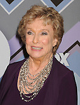 PASADENA, CA - JANUARY 08: Cloris Leachman arrives at the 2013 TCA Winter Press Tour - FOX All-Star Party at The Langham Huntington Hotel and Spa on January 8, 2013 in Pasadena, California.