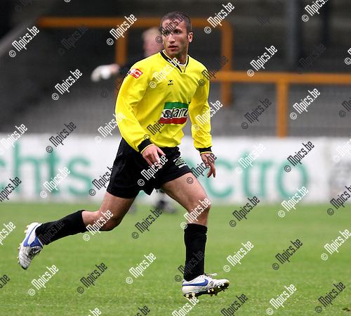2007-07-28 / Voetbal / Zwarte Leeuw / Murat Kocak